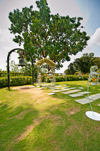 The Jewel Box at Mount Faber Wedding