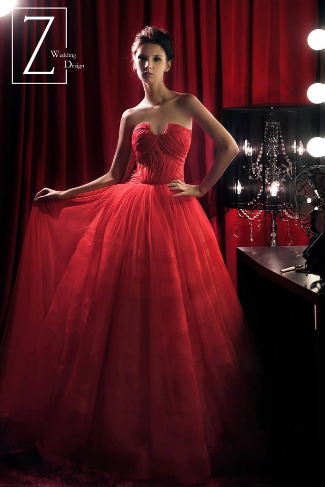 red-scallop-ballgown