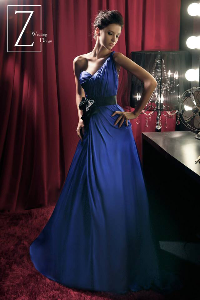 royal-blue-assymetrical-gown