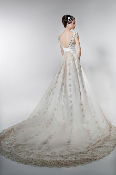 white-gown-french-wedding