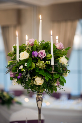 Bouquet Wedding Centerpiece